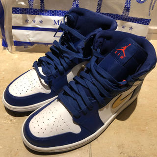 NIKE - NIKE Air Jordan 1 Retro High Gold Medal