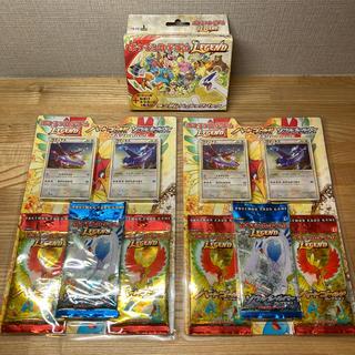 ポケモン(ポケモン)のポケモンカードゲーム LEGEND ランダムベーシックパック 他(Box/デッキ/パック)