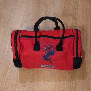 マーベル(MARVEL)のスパイダーマン スポーツバッグ ドラムバッグ MARVEL(ドラムバッグ)