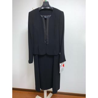 ニッセン(ニッセン)のブラックフォーマル 11号 新品 タグ付き(礼服/喪服)