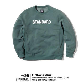 THE NORTH FACE - 新品未使用THE NORTH FACE STANDARD CREW希少XXL