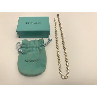 ティファニー(Tiffany & Co.)のティファニー パフハート  ネックレス  AB16(ネックレス)