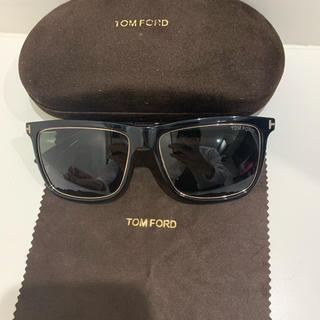 TOM FORD - 【トムフォード】ブラック サングラス メガネ