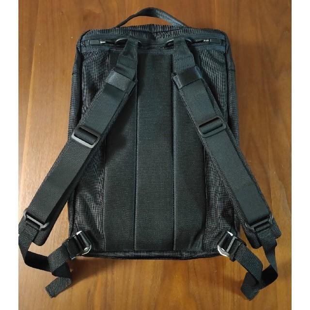 PORTER(ポーター)のPORTER UPSIDE3WAY BRIEFCASE メンズのバッグ(バッグパック/リュック)の商品写真