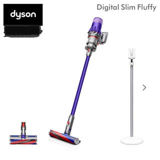 Dyson - Dyson Digital Slim Fluffy SV18FF  新品