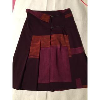 ケンゾー(KENZO)の☆KENZO(ケンゾー)ブランド フランス製 スカート(ひざ丈スカート)