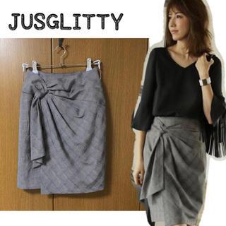 JUSGLITTY - スカート