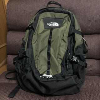 THE NORTH FACE - NORTH FACE HOT SHOT CL オリーブ