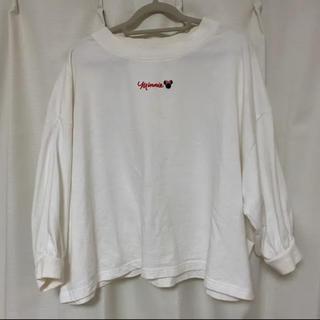 ヘザー(heather)のHeather トップス ディズニーコラボ(Tシャツ(長袖/七分))