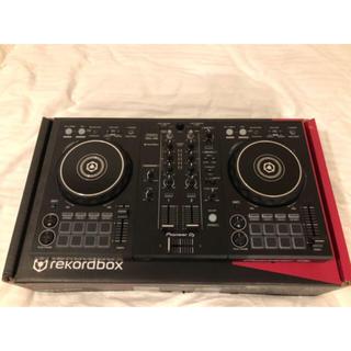 パイオニア(Pioneer)の美品DDJ-400 Pioneer dj(DJコントローラー)