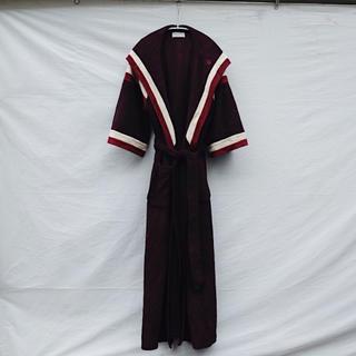 クリスチャンディオール(Christian Dior)のVintage Big hooded robe by Dior(ガウンコート)