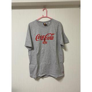 シュプリーム(Supreme)のKITH x Coca-Cola SS Tee Hether Gray(Tシャツ/カットソー(半袖/袖なし))