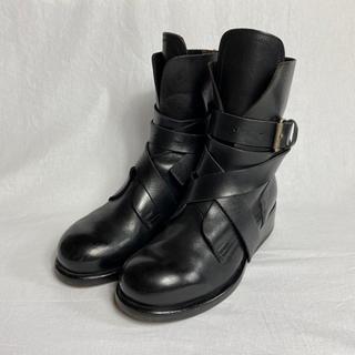 ダークビッケンバーグ(DIRK BIKKEMBERGS)のDIRK BIKKEMBERGS ダークビッケンバーグ レザーブーツ(ブーツ)