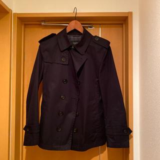 バーバリーブラックレーベル(BURBERRY BLACK LABEL)の バーバリーブラックレーベル ジャケット(ライダースジャケット)