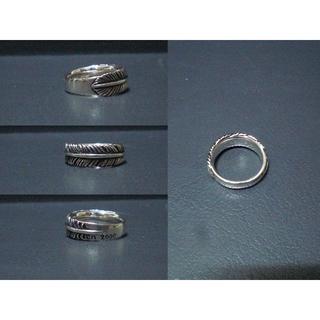 イエナ(IENA)のIENA フェザーリング SV925(リング(指輪))