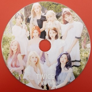 Waste(twice) - 大人気🎵最新Ver.TWICE トゥワイス 2020 PV&TV DVD1枚