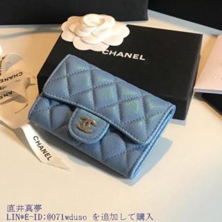 CHANEL - ▲大人気!CHAN♡..EL 財布