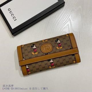 Gucci - ★新作★☆GG☆ グッチ ♤財●布