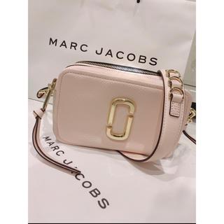 マークジェイコブス(MARC JACOBS)の【大谷映美里着用】MARC JACOBS ショルダーバッグ 限定色ピンク(ショルダーバッグ)