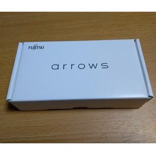 フジツウ(富士通)のarrows RX ブラック SIMフリー 新品未使用(スマートフォン本体)