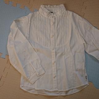 コムサイズム(COMME CA ISM)のコムサイズム スタンドカラー シャツ(ドレス/フォーマル)