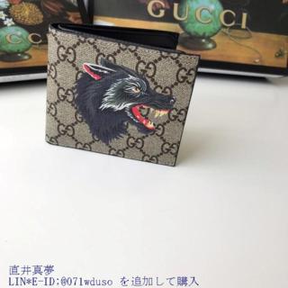 Gucci -  ★♪♪♪★美品 ◔ 財.布 GG ★♪♪♪★