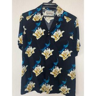 WACKO MARIA - wacko maria Hawaiian shirts ハイビスカス 百合