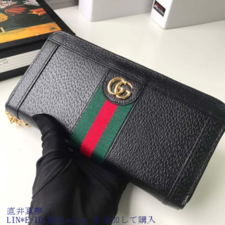 Gucci -  ♡(^^)  可愛 ●美品  財.布 G♢G