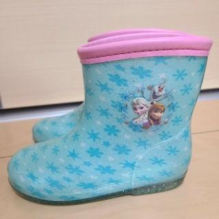 アナと雪の女王 - アナと雪の女王 16cm 長靴 レインブーツ