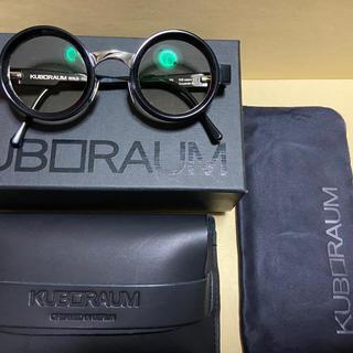 クボラム丸眼鏡