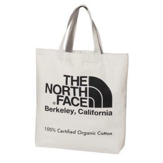 THE NORTH FACE - 20年モデル 新品 未使用 ノースフェイス オーガニックコットン トート  黒