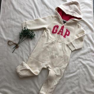 babyGAP - GAPスウェットカバーオール