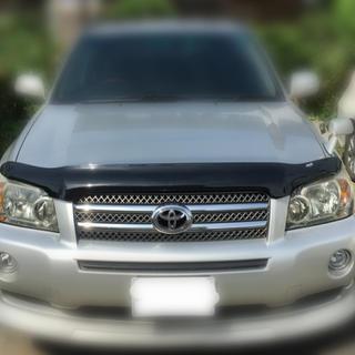 トヨタ - フロントスポイラー トヨタ クルーガー用