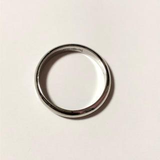 本日限定出品 プラチナリング シンプル pt900   #8.5(リング(指輪))