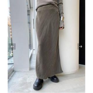L'Appartement DEUXIEME CLASSE - アパルトモン  【OZMA/オズマ】Cupra Tight Skirt