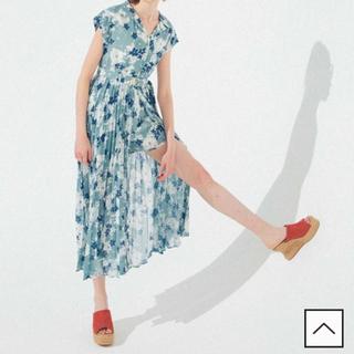 REDYAZEL - オリジナルフラワーワンピース風サロペット