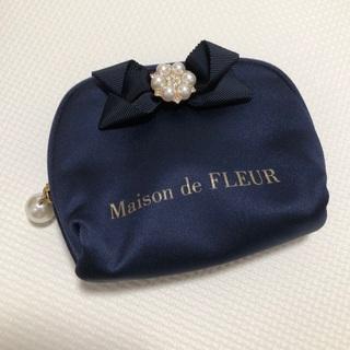 メゾンドフルール(Maison de FLEUR)のMaison de FLEUR メゾンドフルール ティッシュポーチ(ポーチ)