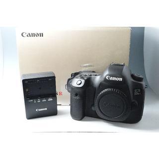 #2991 【美品】キヤノン デジタル一眼レフカメラ EOS 5Ds R ボディ