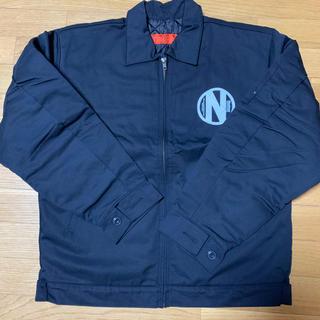 エンパイア(EMPIRE)のNoshow ハンドプリント ワークジャケット(ミュージシャン)