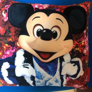 Disney - 虻川実花 ディズニー クッション ミッキー