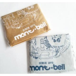 モンベル(mont bell)のエコバッグモンベル 40周年 mont-bell ショッピングバッグ(エコバッグ)