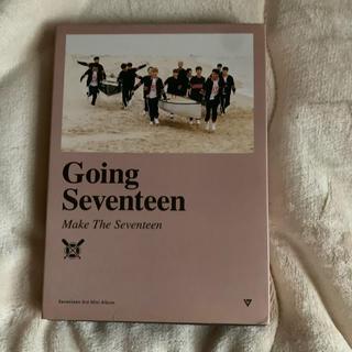 セブンティーン(SEVENTEEN)のSEVENTEEN☆Going seventeen  ③(K-POP/アジア)