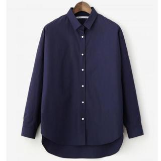 DEUXIEME CLASSE - upper hights  ドロップショルダーシャツ