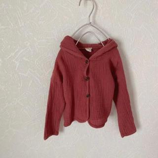 コドモビームス(こどもビームス)の韓国こども服とんがり小人帽つきパーカー(ジャケット/コート)