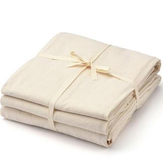 ムジルシリョウヒン(MUJI (無印良品))の無印良品 綿平織ノンプリーツカーテン 100×178(カーテン)