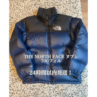 THE NORTH FACE - THE NORTH FACE ヌプシ 700フィル ネイビー