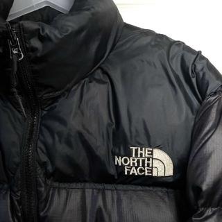 THE NORTH FACE - 【人気】【定番】ノースフェイス ヌプシ ダウンジャケット ブラック L