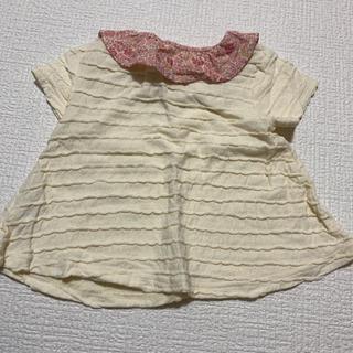 フタフタ(futafuta)のバースデイ 女の子 トップス チュニック 夏服(Tシャツ)