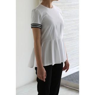 ドゥロワー(Drawer)の20SS BORDERS at BALCONY CORSET Tシャツ(Tシャツ(半袖/袖なし))