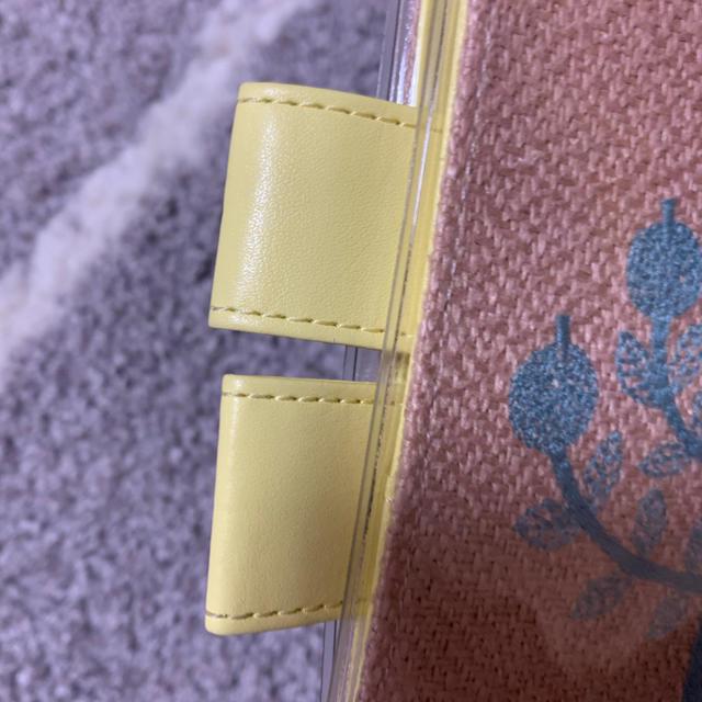 mina perhonen(ミナペルホネン)のほぼ日手帳カバー ミナペルホネン インテリア/住まい/日用品の文房具(カレンダー/スケジュール)の商品写真